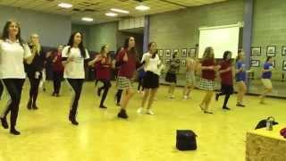 Audition Danse Le chanteur de noces avec musique