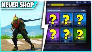 😱 DINO Skins in the shop! 🛒 SHOP of TODAY: Glider, Pickaxe - Fortnite Battle Royale