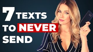 Download lagu DON'T Send THESE 7 Texts to Women