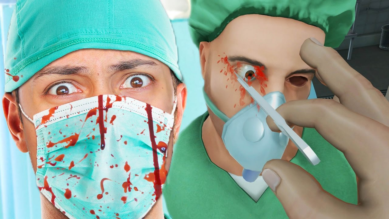 Become a doctor in virtual reality surgeon simulator vr solutioingenieria Gallery