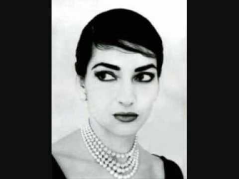 Maria callas casta diva youtube - Callas casta diva ...