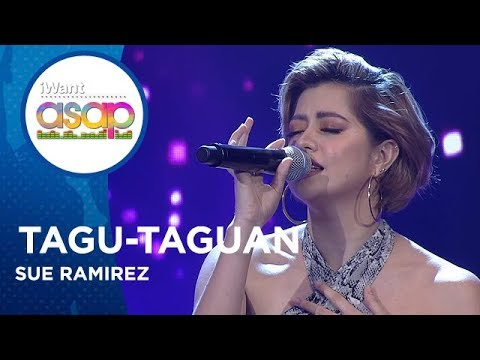 Sue Ramirez - Tagu-taguan | IWant ASAP Highlights