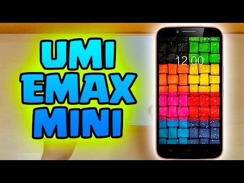 Umi Emax Mini Unboxing y analisis en español