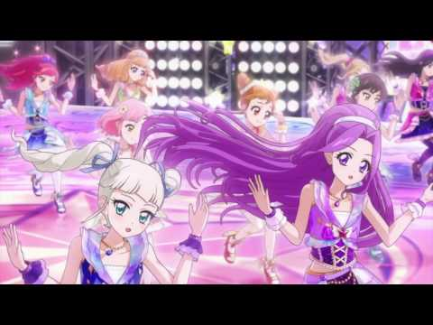(1080p) Aikatsu - Movie - Nerawareta Mahou no Aikatsu Card - ALL IDOLS - Idol Activity! -