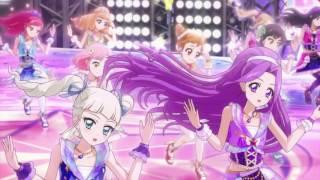 (1080p) Aikatsu - Movie - Nerawareta Mahou no Aikatsu Card - ALL IDOLS - Idol Activity! -