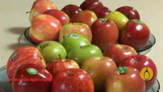 Healthy Cooking and Eating Well - Apples