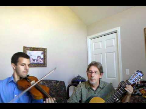 Irish Fiddle Music Performance - Harvest Home on Fiddle