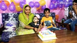 Sal bhar me sabse pyara hota hai ek din/Happy Birthday