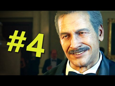 SULLY!!!- (Uncharted 4 Gameplay Story Mode Part 4)