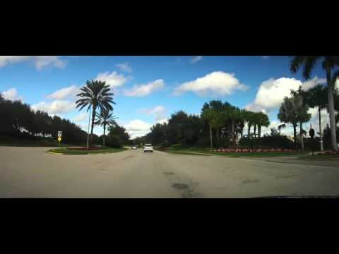 Driving from Bonita Springs, FL to SR 82 in Lehigh Acres