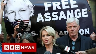 Assange's lawyer: Arrest set a
