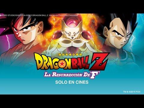 Dragon Ball Z La Resurrección de Freezer | Trailer Doblado al Español (HD)
