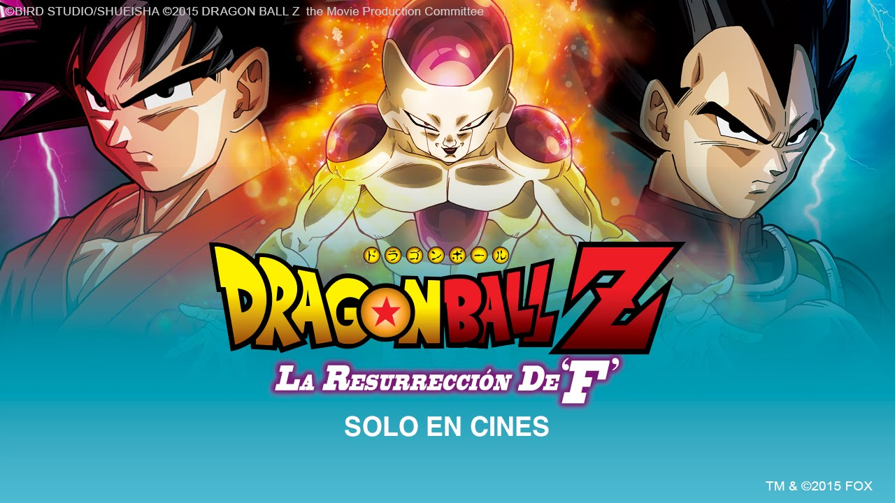 Dragon Ball Z La Resurrección De Freezer Trailer Doblado Al Español Hd Youtube