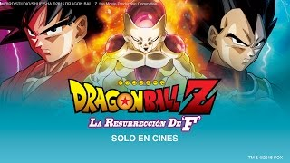 Dragon Ball Z La Resurrección de Freezer | Trailer Doblado al Español (HD)