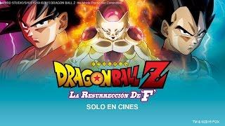 Download Dragon Ball Z La Resurrección de Freezer   Trailer Doblado al Español (HD)