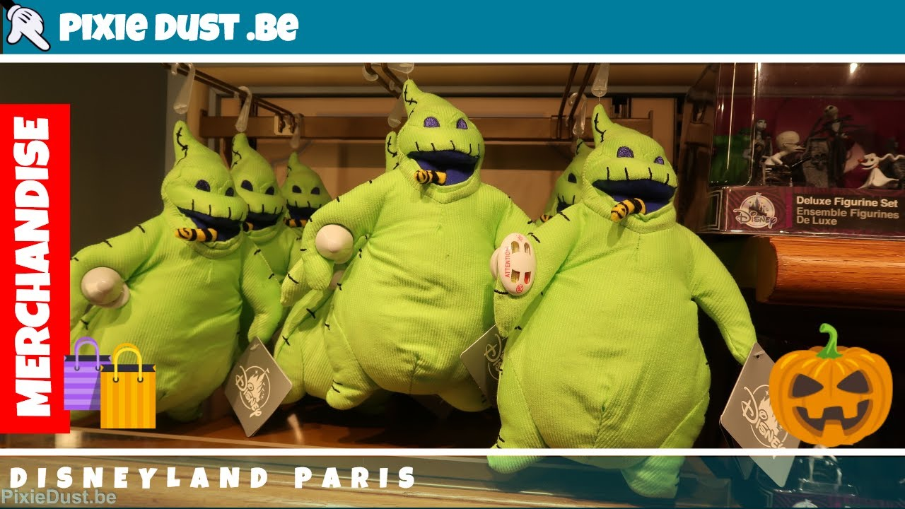 🎃disneyland paris halloween merchandise 2018 - youtube