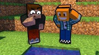 W TEJ WODZIE NIE DA SIĘ NURKOWAĆ... - Minecraft Spiral Parkour | ZIO i LJAY