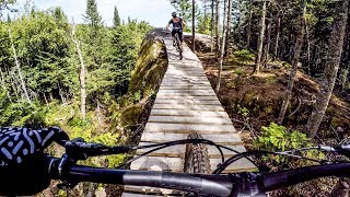 The best MTB trails on earth are getting better | Mountain Biking Sentiers du Moulin