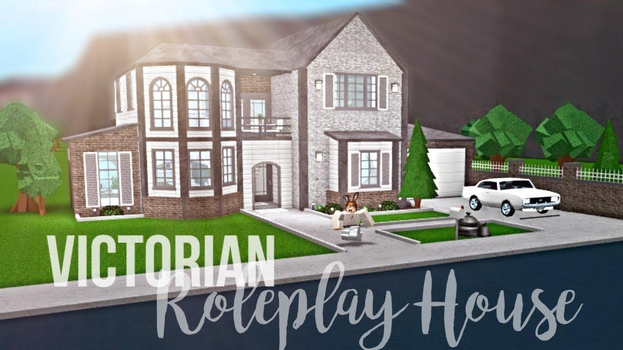 Bloxburg: Victorian Roleplay House 62K