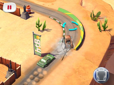 Review: Cars - Fast as Lightning für iPad/iPhone/iPod touch [Full HD]