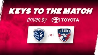 Keys to the Match driven by Toyota | SKC vs. FCD | FCDTV