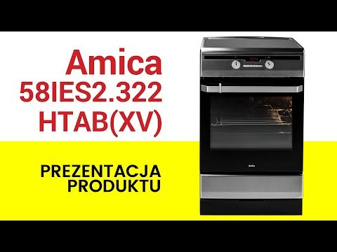 Kuchnia Amica 58ies2322htab Xv Youtube