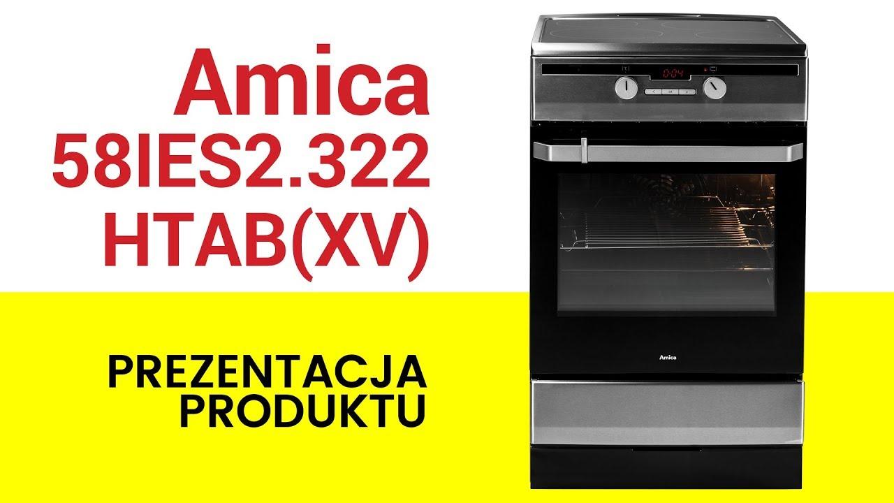Kuchnia Amica 58ies2322htab Xv