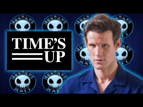 Fans demand Matt Smith pay Time's Up for being a paid more
