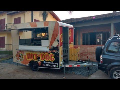 Trailer Hot Dog