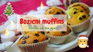 Božićni muffins | collab sa MM.Mia