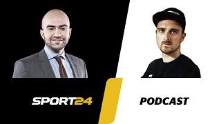 Нобель и Алланазаров - судейство Вилкова, Локомотив - Ювентус, итоги 1 круга РПЛ / Sport24 Podcast