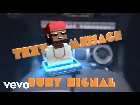 Busy Signal - Text Message (Official Audio)