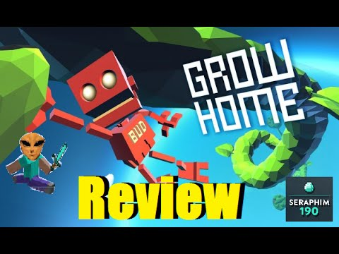 Free PSN Download (Grow Home ) PlayStation Network Review Episode: 325