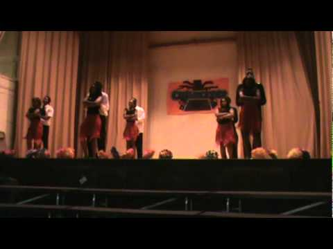 Al Raby Latino Assembly Dance 2010