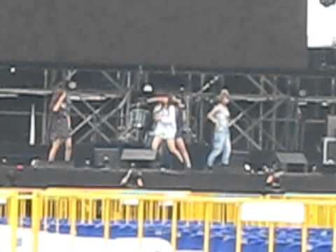 [fancam] 4MINUTE - HuH - YOG Rehearsal @ One Marina Boulevard