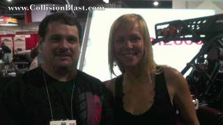 People and Place at SEMA 2011 - Auto Show Highlights