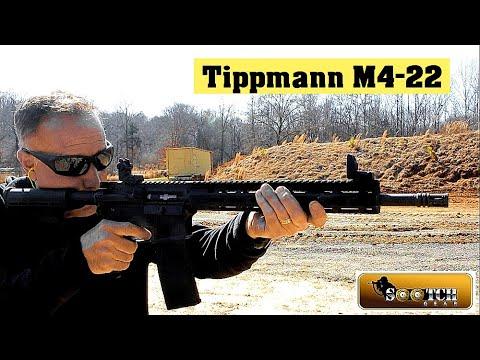 Tippmann Arms M4 22 Carbine Review  Best AR 22?