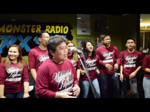 UP Concert Chorus: Live on the Monster Concert Series!