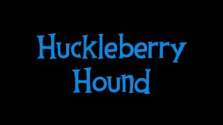 PencilHead Draws: HUCKLEBERRY HOUND