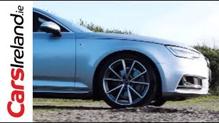 Audi A4 review | CarsIreland ie