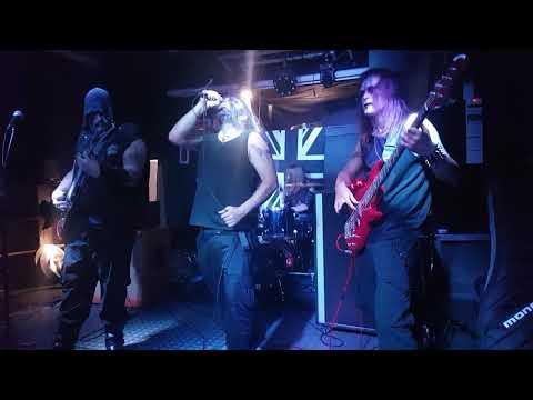 Deus Mori Live At Fuel Rock Club, Cardiff, Wales. 18/08/18