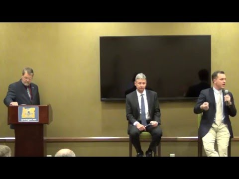 Libertarian Party Presidential Debate