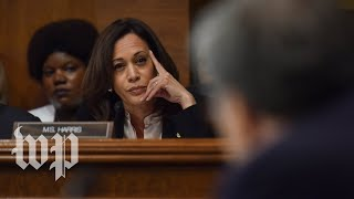Who is Kamala Harris? A look back at the VP candidate's rise