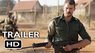 The Siege of Jadotville Official Trailer #1 (2016) Jamie Dornan Netflix War Movie HD