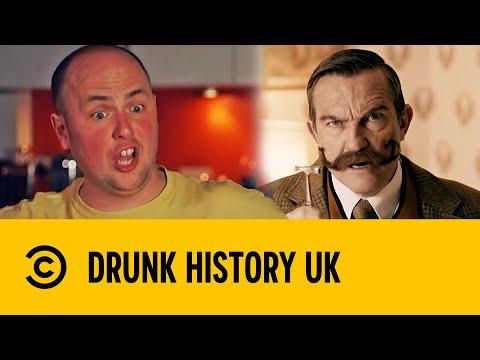Sir Arthur Conan Doyle | Drunk History
