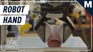 Toyota Designed Robot Hands Made from Soft Bubble Grippers | Strictly Robots