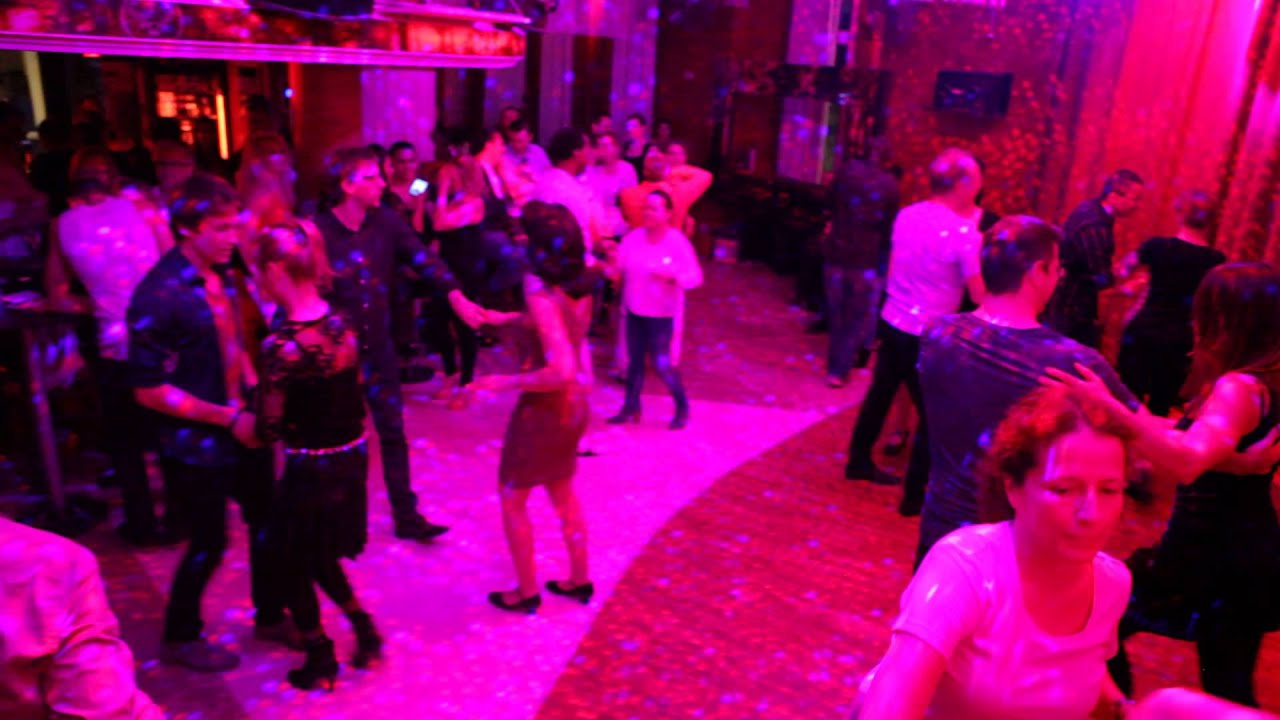 Salsavaganza im Presseklub Erfurt