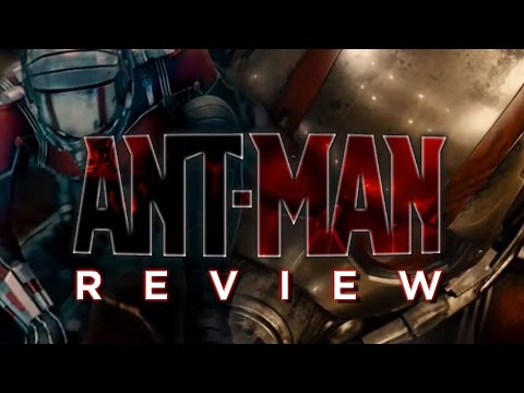 Ant-Man Review - Collider Video poster