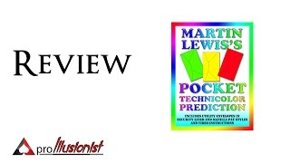 Technicolor Prediction by Martin Lewis - Review