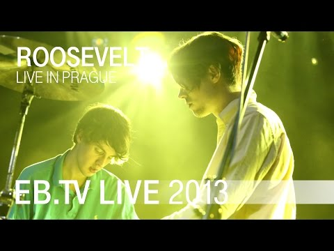 ROOSEVELT Live In Prague (2013)